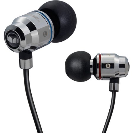 monster jamz high performance in ear headphones. Black Bedroom Furniture Sets. Home Design Ideas