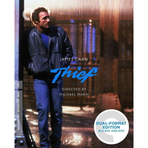 Thief (Criterion Collection) (Blu-ray   DVD)