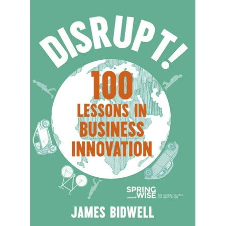 Disrupt! - eBook