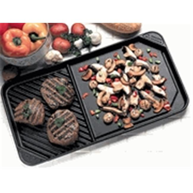 CHEFS DESIGN 6040 SIDE BY SIDE GRIDDLE/GRILL