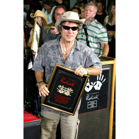Bruce Dickinson At The Induction Ceremony For Hollywood Rockwalk Induction Of Iron Maiden The Guitar Center Hollywood Los Angeles Ca August 19 2005 Photo By Michael GermanaEverett Collection Celebrity