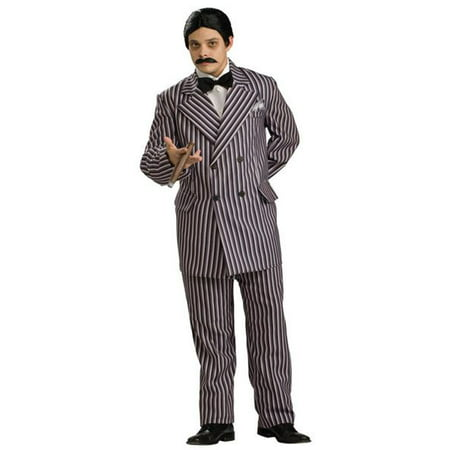 Men's Gomez Addams Grand Heritage (50's Guy Costume)