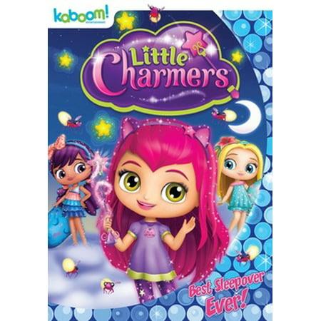 Little Charmers: Best Sleepover Ever (DVD)