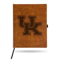 Kentucky Wildcats Sparo Laser Engraved Large Notepad - Brown