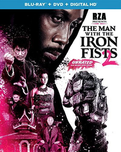The Man with the Iron Fists 2 (Blu-ray)