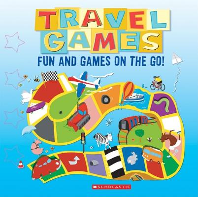 Travel Games: Fun and Games on the Go! [With Mini Dice and Magnetic Play Boards and Magnetic Play Pieces]