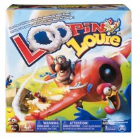 Deals on Loopin Louie Interactive Family Board Game for Kids