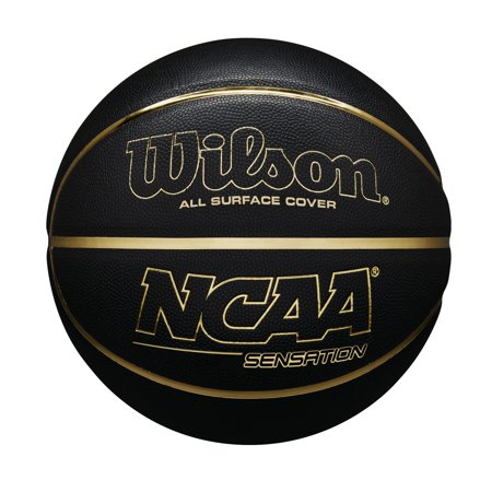 Wilson NCAA Sensation 29.5 (Cherry Ncaa Basketball)