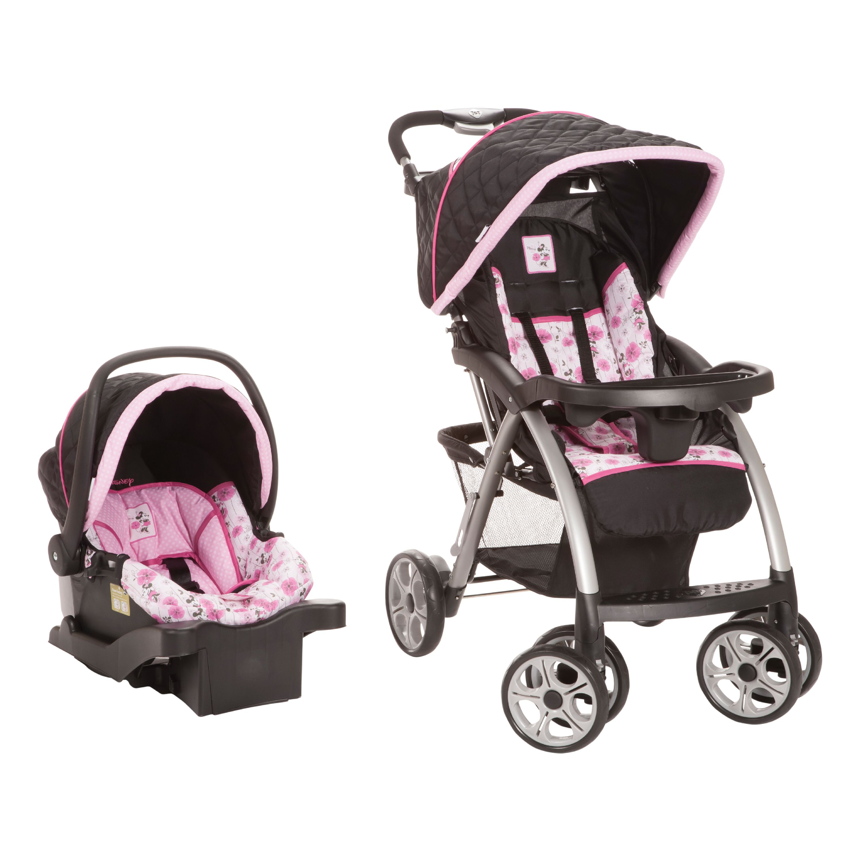 Disney Baby Saunter Luxe Travel System