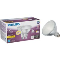 Philips PAR38 Medium Indoor/Outdoor LED Floodlight Light Bulb