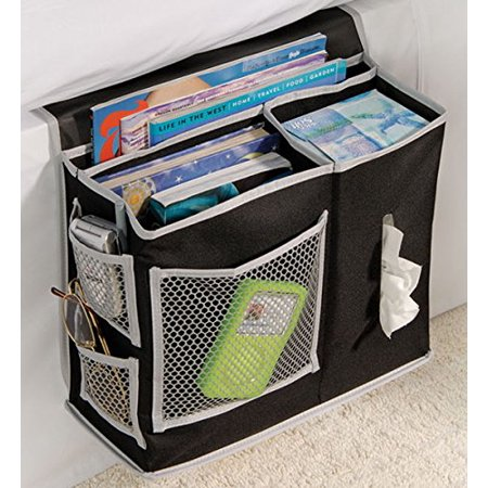 Richards Homewares Gearbox Storage Bedside Caddy (Best Under Bed Storage For Dorms)
