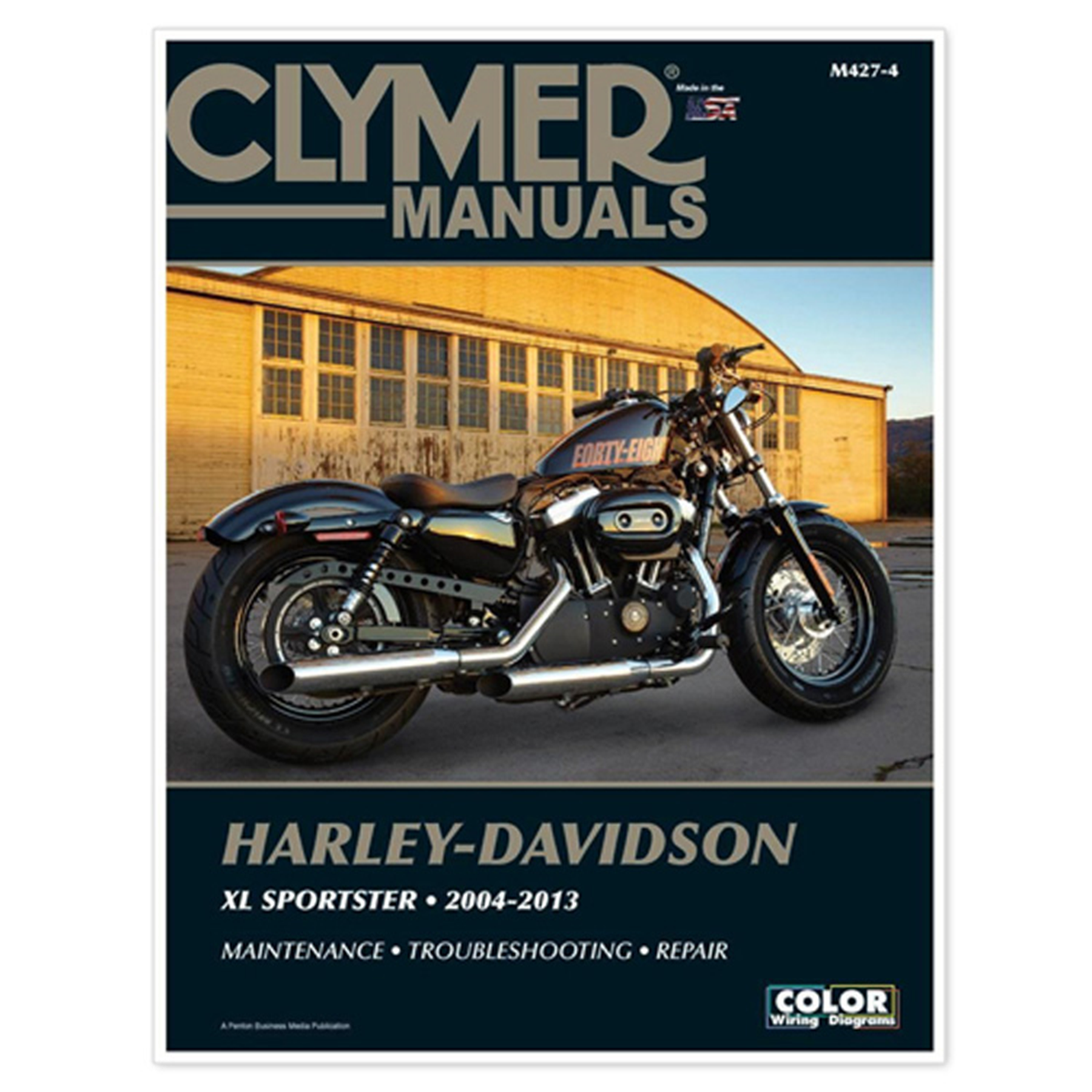CLYMER MANUAL H.D XL883/XL1200SPORTSTER