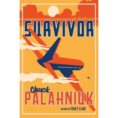 Survivor (Best Chuck Palahniuk Novel)