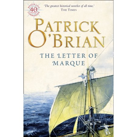 The Letter Of Marque  Paperback