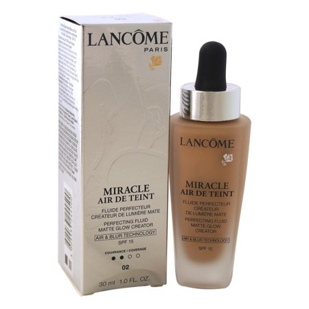 lancome lancome miracle air de teint perfecting fluid. Black Bedroom Furniture Sets. Home Design Ideas
