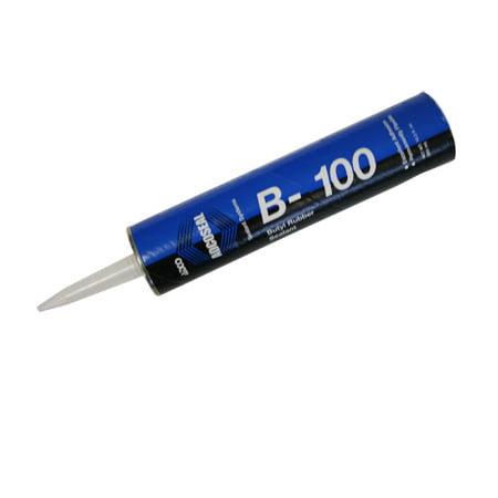 White Adcoseal B-100 Butyl Rubber Sealant