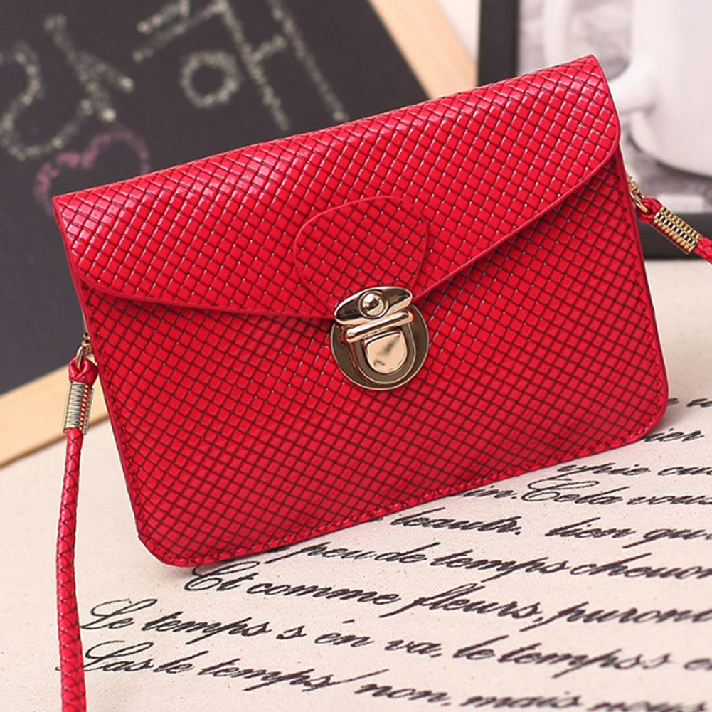 Women Retro Mini Shoulder Handbag Wallet Crossbody Bag Clutch Bags