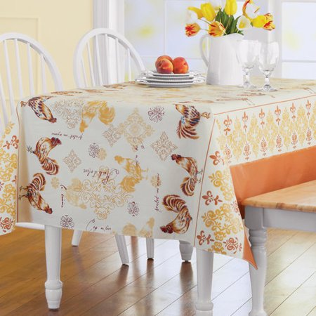 Better Homes And Gardens Rooster Tablecloth