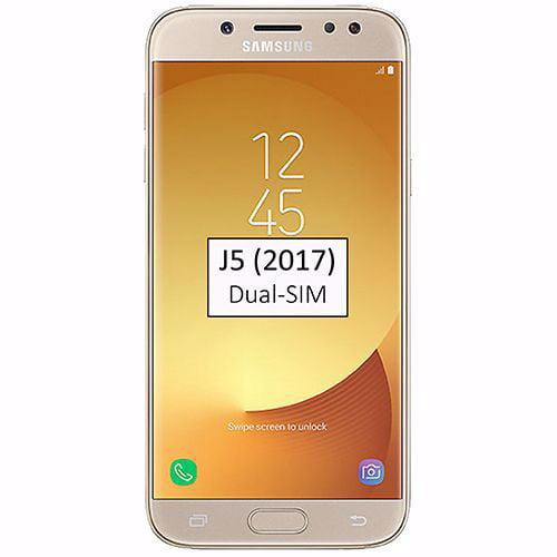 Samsung Galaxy J5 2017 Sm J530f Ds Dual Sim 16gb No Cdma Gsm Only Factory Unlocked 4g Lte Smartphone Gold Walmart Canada