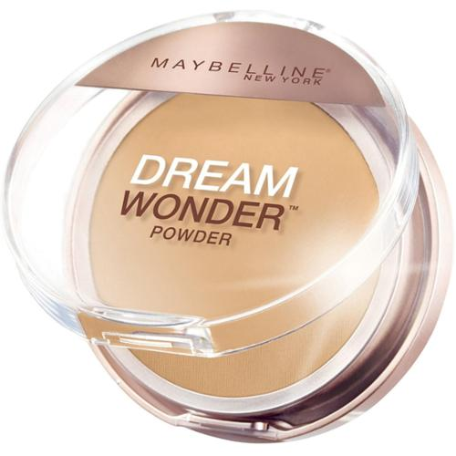 Maybelline New York Dream Wonder Powder, Classic Beige 0.19 oz (Pack of 3)