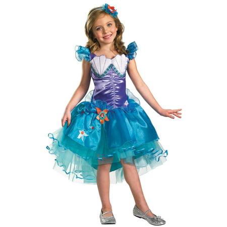 Diy Mermaid Tutu (Ariel Tutu Girls Costume)