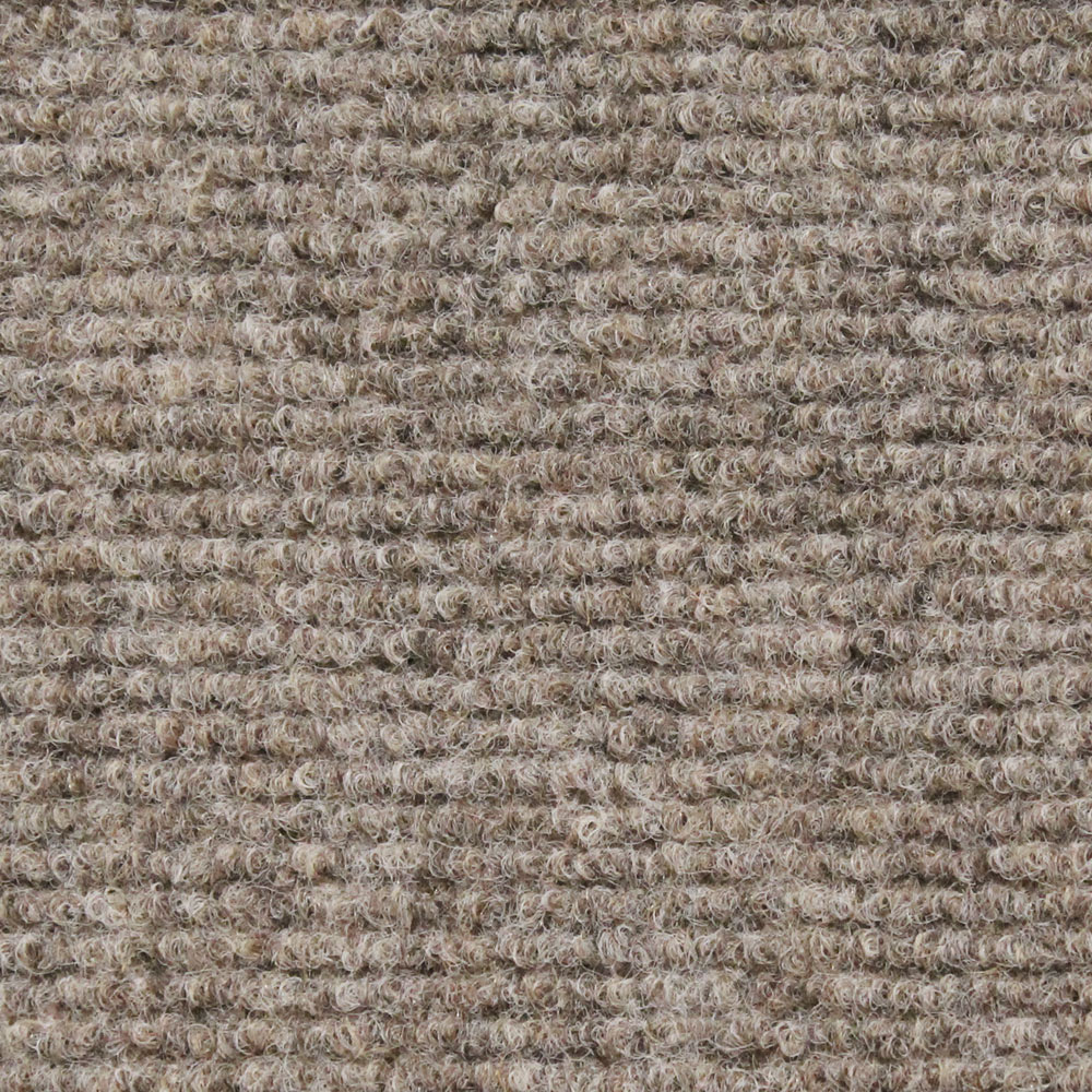 Indoor/Outdoor Carpet with Rubber Marine Backing - Brown 6' x 10' - Several Sizes Available - Carpet Flooring for Patio, Porch, Deck, Boat, Basement or Garage