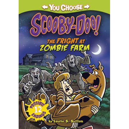 You Choose Stories: Scooby Doo: The Fright at Zombie Farm (Paperback)