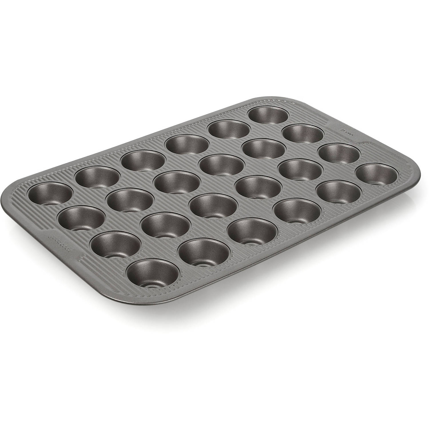 Good Cook AirPerfect Nonstick 24-Cup Mini Muffin and Cupcake Pan