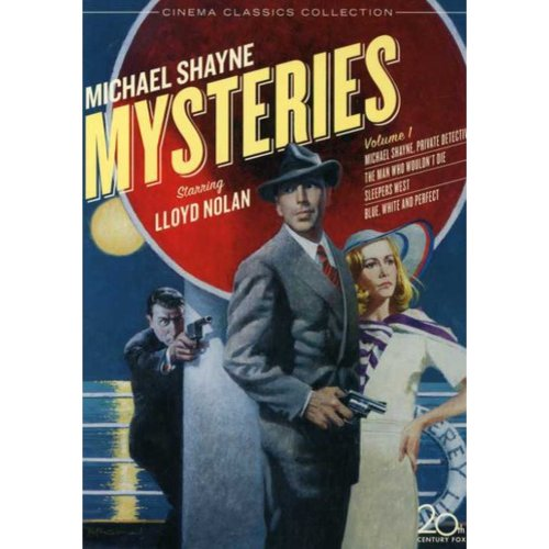 Michael Shayne Mysteries: Volume One