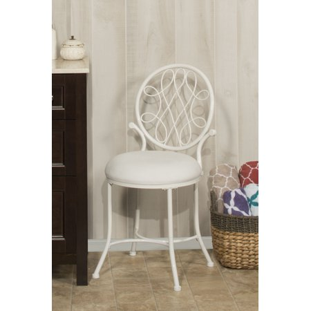 Hillsdale Furniture O Malley Vanity Stool Walmart Com