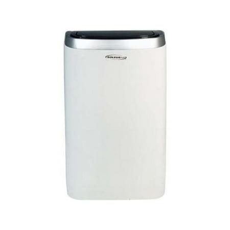 Soleus Air PSC-14HP-01 14000 BTU Portable Air Conditioner with Heat Pump, White