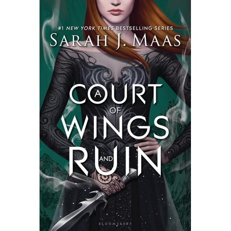 A Court of Wings and Ruin Looming war threatens all Feyre holds dear in the third volume of the #1 New York Times bestselling A Court of Thorns and Roses series.
