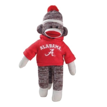 University of Alabama Sock Monkey