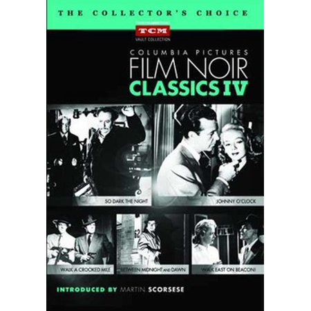 Columbia Film Noir Collection 4 (DVD)
