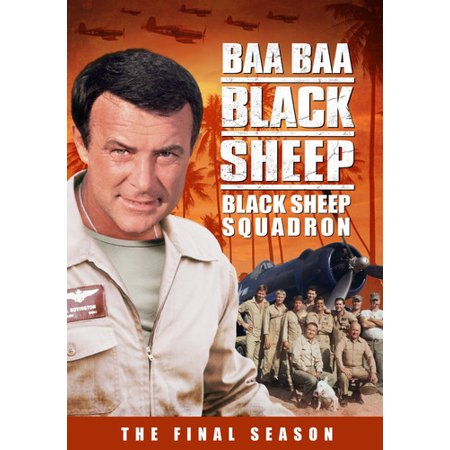 Baa Baa Black Sheep - Black Sheep Squadron  Season Two (The Final Season)  (DVD) - Walmart.com 66a3b83f7