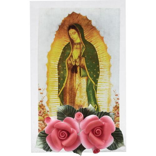 Guadalupe Rose Tealight Holder