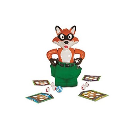 Goliath games catch the fox ages 4+ toy of the year 2016 - Halloween Games For 2-4 Year Olds