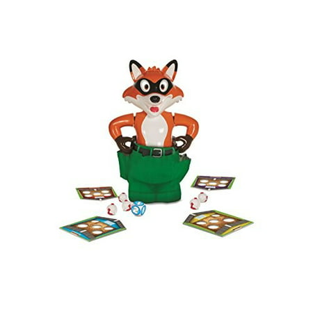 Goliath games catch the fox ages 4+ toy of the year