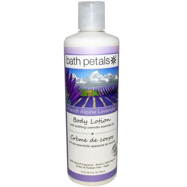 Bath Petals Alpine Lavender Body Lotion (1x12oz)