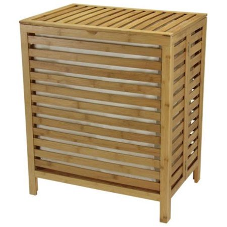 Whitney Designs  Natural Bamboo Open-Slat -