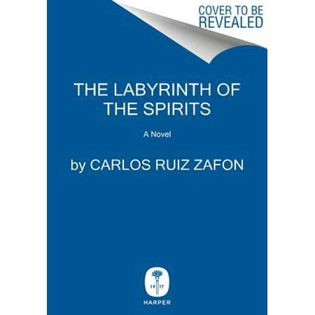 LABYRINTH OF THE SPIRITS (HCVR) (Labyrinth Of Echo)