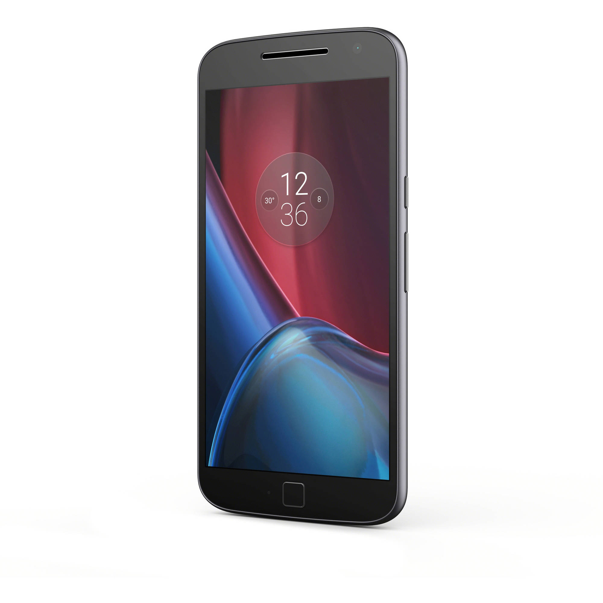 Motorola Moto G4 Plus 16GB Smartphone (Unlocked), Black