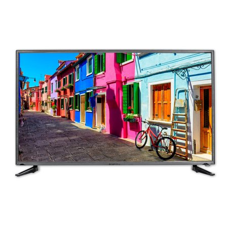 "Sceptre 50"" Class FHD (1080P) LED TV w/ Roku Streaming Player (X505BV-FSR-ROKU)"
