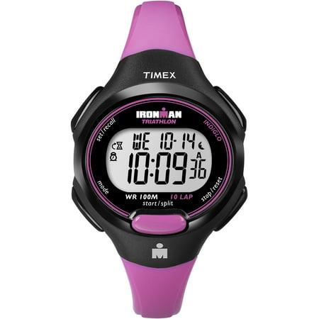 Timex Womens Ironman Digital Pink Sport Watch - image 3 of 3