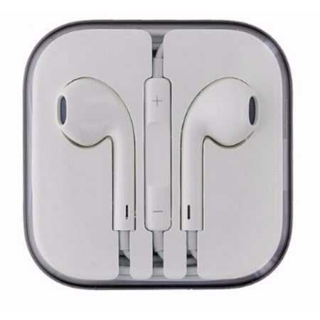 OEM Apple Earpod Headphones for iPhone 5 5S 6 6+ Plus 6S Remote & Mic