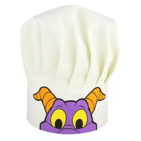 Disney 2017 Epcot Food & Wine Festival Figment Chef Hat New with