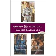 Harlequin Historical May 2017 - Box Set 2 of 2 - eBook