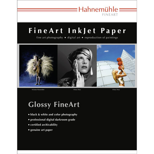 Hahnemuhle Photo Rag Satin 310gsm 13x19 25 Sheets