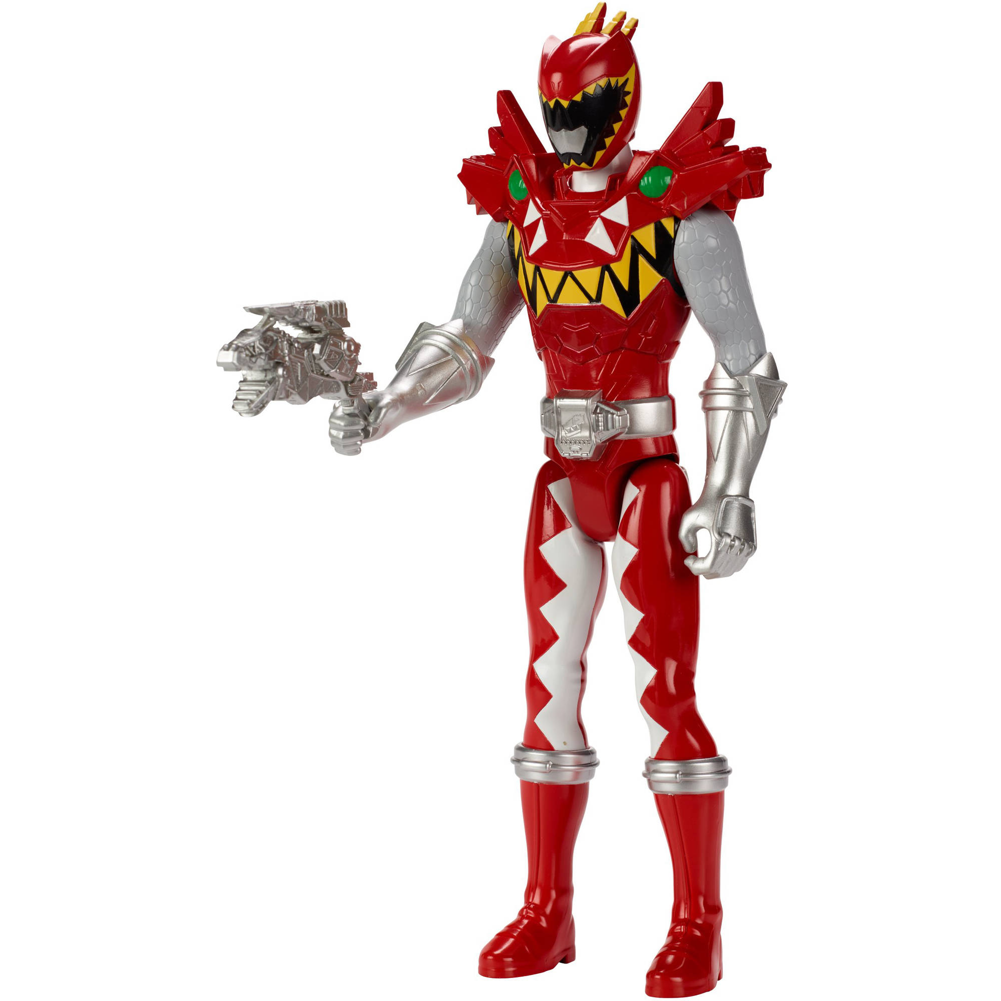 Power Rangers Dino Super Charge T-Rex Super Charge Red Ranger