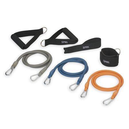 SPRI Exercise Resistance Band Kit (Kit Bond)